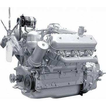 Мотор ЯМЗ-236